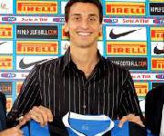 Presentazione Zlatan Ibrahimovic Inter 2006