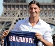 Zlatan Ibrahimovic Paris Saint Germain, presentazione 2012