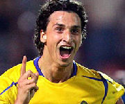 Zlatan Ibrahimovic nazionale svedese