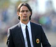 Filippo Inzaghi allenatore Milan 2014 2015