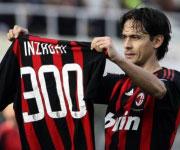 Filippo Inzaghi maglia 300 gol carriera