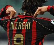 SuperPippo Inzaghi maglia Milan