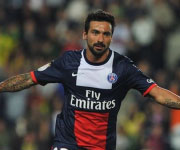 Ezequiel Lavezzi Paris Saint Germain