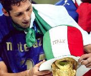 Marco Materazzi Campione del Mondo 2006