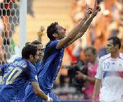 Materazzi gol Italia-Francia Mondiali Germania 2006