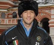 Marco Materazzi a Mosca