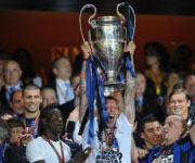 Marco Materazzi UEFA Champions League 2010