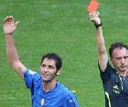 espulsione Materazzi Australi Mondiali 2006