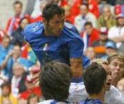 Materazzi Repubblica Ceca - Italia 0-2 Mondiali 2006