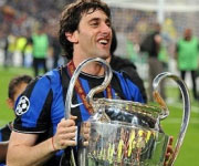 Diego Milito Champions League 2010