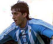 Diego Milito Racing Club Avellaneda