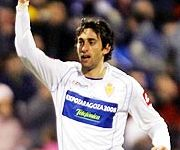 Diego Milito Saragozza