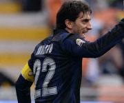 Diego Milito capitano Inter FC