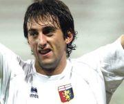 maglia bianca Genoa Milito