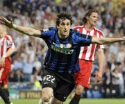Diego Milito gol finale Champions League 2010 Bayern Monaco - Inter 0-2