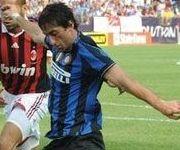 Milito Inter-Milan derby di Milano
