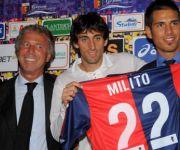 Milito torna al Genoa