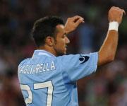 Fabio Quagliarella Napoli 2009 2010 maglia 27