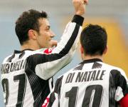 Fabio Quagliarella e Antonio Di Natale Udinese 2007 2008