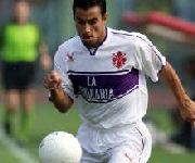 Fabio Quagliarella Fiorentina Florentia Viola 2002 2003