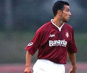 Fabio Quagliarella maglia granata Toro 2004 2005