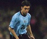 Recoba in nazionale Uruguay