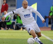 Rocchi Lazio maglia bianca
