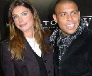 Ronaldo e Daniela Cicarelli