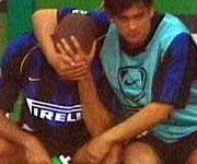 5 maggio 2002: Inter-Lazio 4-2, Ronaldo piange in panchina