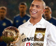 Ronaldo Pallone d'Oro 2002, Fifa World Player 2002