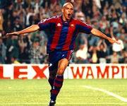 Ronaldo Barcelona, Ronaldo Barca