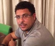 Ronaldo 2014 occhiali pizzetto capelli