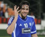Luca Toni Al Nasr maglia 10
