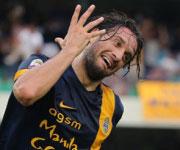 Luca Toni Hellas Verona 2013 2014