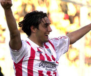 Luca Toni Vicenza 2000 2001