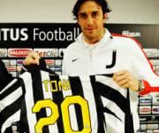 Presentazione Luca Toni Juventus