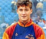 Francesco Totti giovanili Roma Calcio