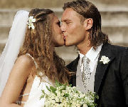 Matrimonio Totti Ilary Blasi