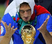 Totti Coppa del Mondo 2006 Mondiali