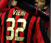 Bobo Vieri Milan 2005 2006