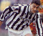 Christian Vieri Juve 1996 1997
