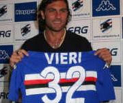 Cristian Vieri Sampdoria 2006